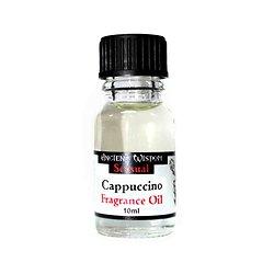 Huile parfumée Cappuccino note sensuelle 10ml pour parfum ambiance