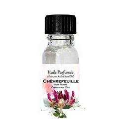 Huile parfumée Chèvrefeuille note florale 10ml parfum ambiance