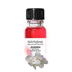 Huile parfumée Jasmin note florale 10ml diluée parfum ambiance