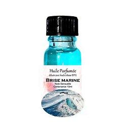 Huile parfumée Brise Marine note sensuelle 10ml parfum ambiance