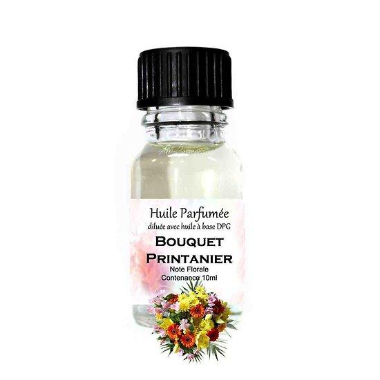 Huile parfumée Bouquet Printanier note florale 10ml ambiance