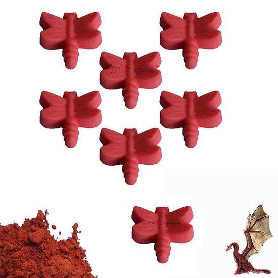 Fondant parfumé Sang du Dragon cire de soja et huile parfumée