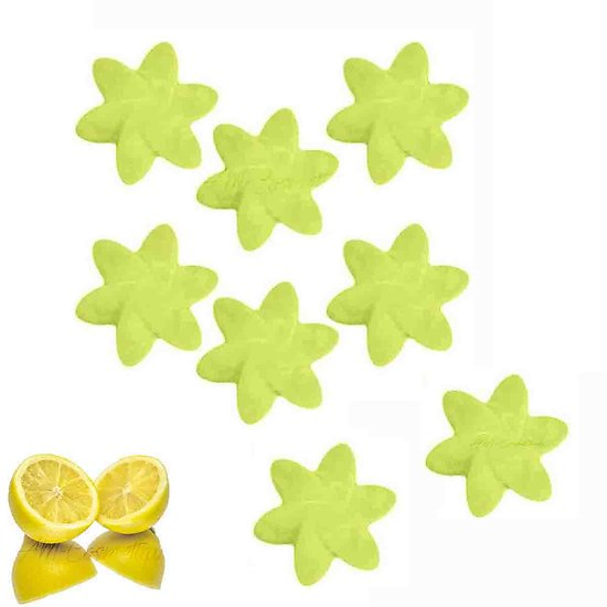 Fondant parfumé Citron mélange cire de soja et huile parfumée