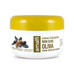 Crème hydratante Olive en 200ml tout type de peau Amalfi Cosmetics