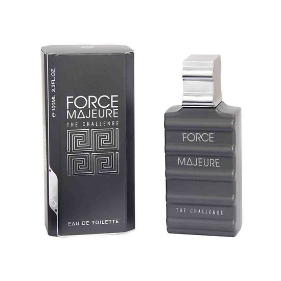 Eau de Toilette Force Majeure the Challenge homme spray 100ml Omerta