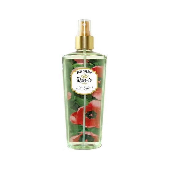 Brume parfumée Oh I Am! lotion fruitée body splash queen'S Prady