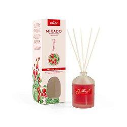 Mikado Fruits Rouges diffuseur parfum d'ambiance 100ml Prady