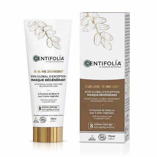 Masque régénérant Sublime Jeunesse Extrait de datte 70ml Centifolia