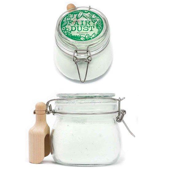 Poussière de Fée Rhubarbe fairy dust parfumez votre bain Agnes & Cat