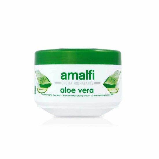 Crème hydratante Aloe Vera en 250ml tout type de peau Amalfi