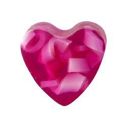 Savon glycérine coeur Antigone 85g peau lisse et hydratée