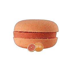 Macaron de bain Pamplemousse effervescent senteur fraîche