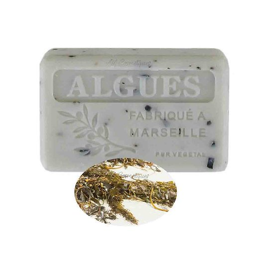 Savon de Provence Océan aux algues marines 125g beurre karité