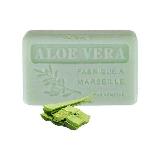 Savon de Provence Aloe Vera en 125g enrichi beurre de karité