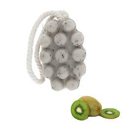 Savon de massage Graines de Kiwi en 125g exfoliant doux