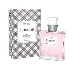 Eau de Toilette London pour femme spray de 100ml Prady Parfums