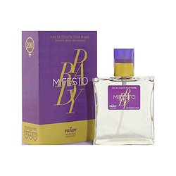 Eau de Toilette Mifesto pour femmes spray 100ml Prady Parfums