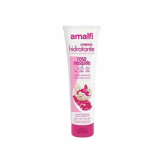 Crème hydratante Rose Musquée tube 150ml tout type peau Amalfi