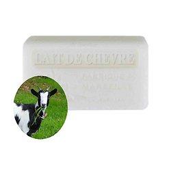Savon de provence Lait de chèvre 125g enrichi beurre de karité bio