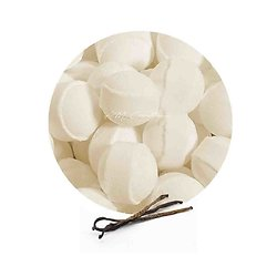 Mini bille de bain Vanille pour un bain détente et arôme fruité
