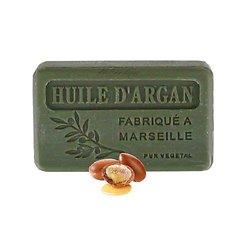 Savon de Provence Huile d'Argan 125g enrichi au beurre de Karité