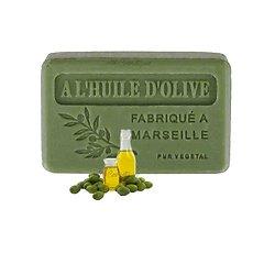 Savon de Provence Huile d'Olive 125g enrichi au beurre de karité
