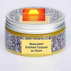 Exfoliant corporel au sucre Sunlight 300g adoucit et hydrate
