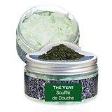 Soufflé de douche Thé Vert 160g une peau douce et hydratée