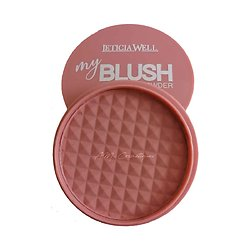 My Blush Rose Nude fard à joues poudre compacte Leticia Well