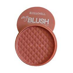 My Blush Pêche fard à joues poudre compacte Leticia Well