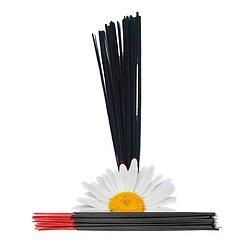Bâtonnet d'encens indien Camomille de 23cm mélange d'herbes