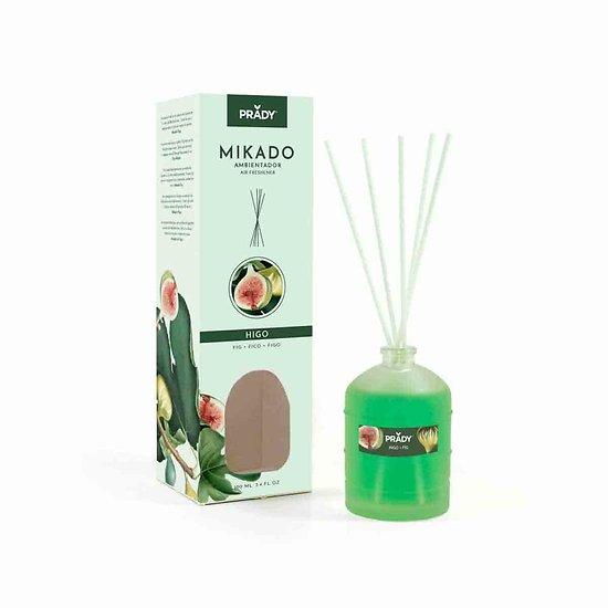 Mikado Figue diffuseur parfum d'ambiance 100ml Prady