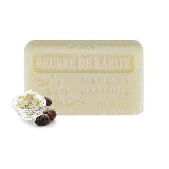 Savon de Provence Beurre de Karité bio 125g parfum de Grasse
