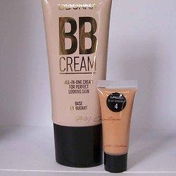 BB crème hydratante Vanille 40ml base avec effet mat D'donna