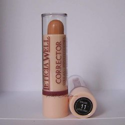 Anti-cernes teint Moyen stick anti-imperfections Leticia Well