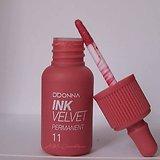 Encre à lèvres Capucine gloss Ink Velvet permanent D'donna