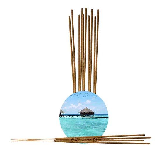 Bâtonnet encens Anti-Stress aide à favoriser détente et paix