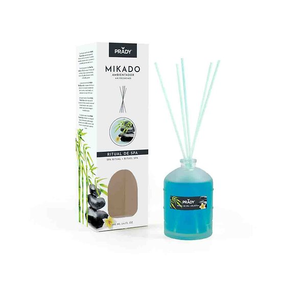 Mikado Ritual de Spa parfum d'ambiance bien-être 100ml Prady