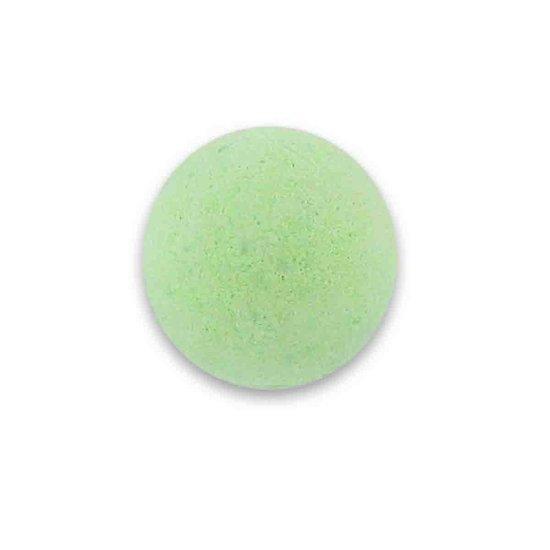 Boule de bain Thé Vert 40g à l'huile de vigne et parfum de Grasse