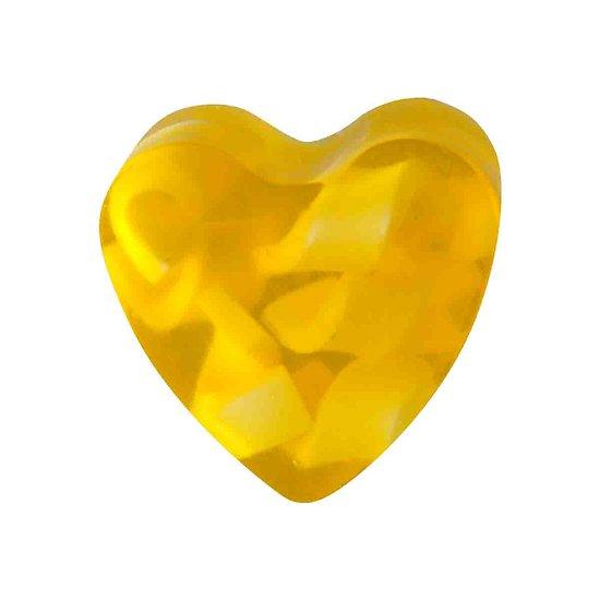 Savon glycérine coeur Charme 85g peau lisse et hydratée