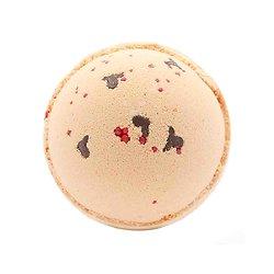 Boule de bain Renne et Nez Rouge au Toffee Caramel 180g bain