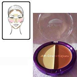 Anti-cernes et illuminateur crème Jaune 24 Correcteur Leticia Well