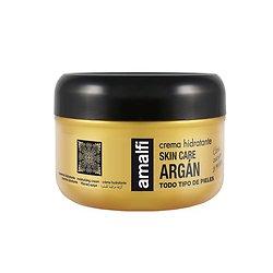 Crème hydratante Argan en 200ml tous types de peaux Amalfi