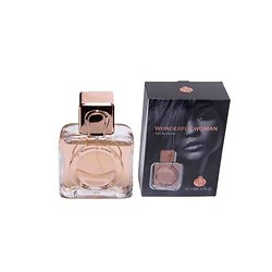 Eau de Parfum Femme Wonderful Woman en spray de 100ml Real Time