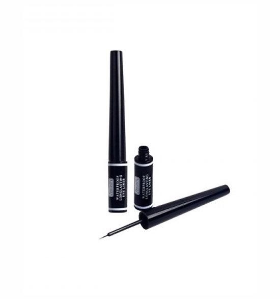 Eyeliner waterproof Noir avec pointe ultra-fine et souple Sensinity