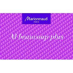 Carte Marionnaud