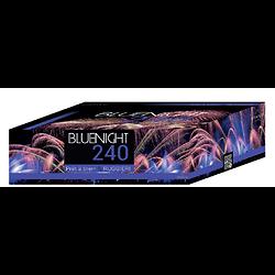 Blue Night 4 minutes