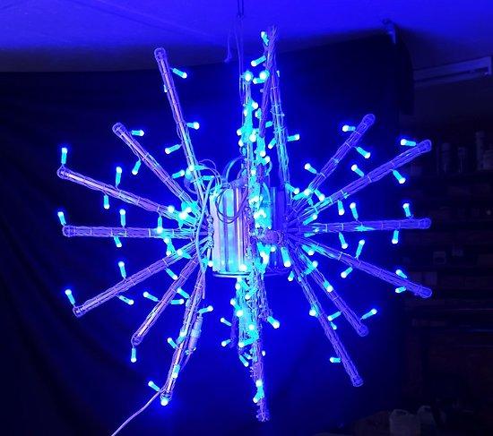 Astéroïde Bleu (1m)