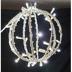 Sphère Blanc Pétillant Blanc (30)