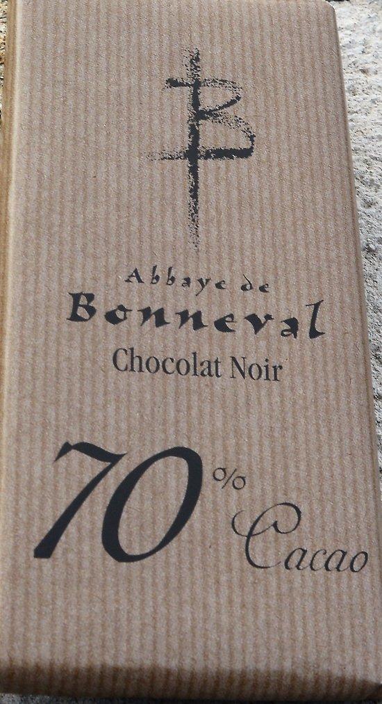2 Tablettes de Chocolat Noir 70%